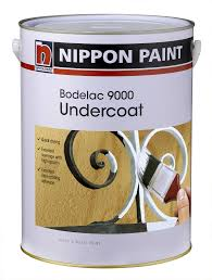 nippon paint trade bodelac 9000 undercoat nippon paint trade