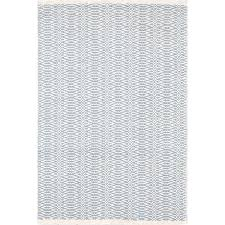 swedish blue cotton rugs for play rooms far out city