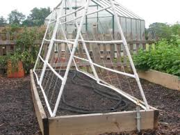 garden trellis design how to build a pvc trellis how tos diy