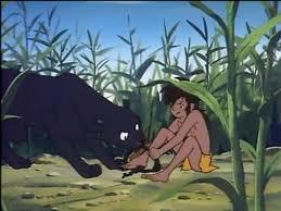 image bagheera helping mowgli jpg jungle book wiki fandom