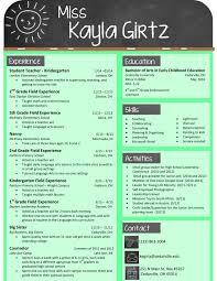 Resume Template Microsoft Word Resumes Designed For Teachers And Educators Teacher Resume
