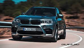 Bmw X5 Lifted - 2015 bmw x5 m revealed cayenne beating 4 0s 567hp muscle trucks