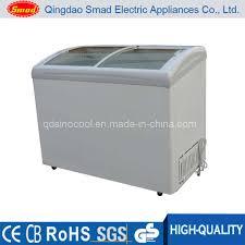 glass door chest freezer chest freezer qingdao smad electric appliances co ltd page 1