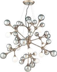 vertigo spiral bronze and gold leaf modern pendant chandelier lighting modern living room corbett vertigo chandelier lighting bronze with gold leaf 3 light