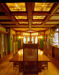 the sc johnson gallery at home with frank lloyd wright ward