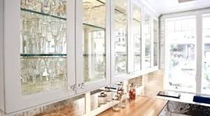 Glass Panels Kitchen Cabinet Doors Beveled Glass Kitchen Cabinet Door Ideas Glass Kitchen