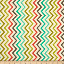 michael miller mini chic chevron retro discount designer fabric