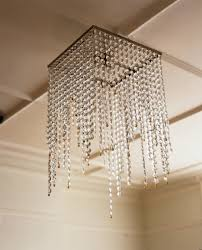 Crystal Decor For Home Square Chandelier Amazing Home Design