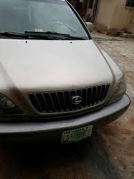 lexus rx300 in nairaland damn clean lexus rx300 few months used in ibadan autos nigeria