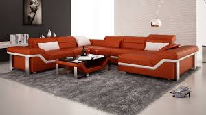Sofa Chaise Sofa 3 Piece Sectional Sofa Leather Chaise Sofa