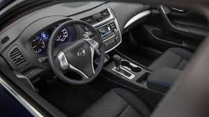 nissan sedan 2016 interior 2016 nissan altima sl sedan review with price horsepower and