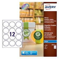 Avery 60 Labels Per Sheet Template Glossy Labels J8105 10 Avery