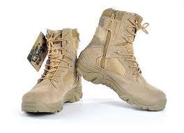 womens tactical boots australia tactical combat army brand shoes zipper design delta swat