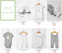 Gender Neutral Gifts by Site Spotlight How Gap Can Improve Their User Experience