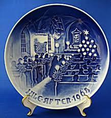 grondahl 1968 plate in church list