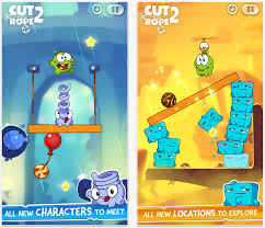 The game Cut The Rope 2 is already available in the App Store