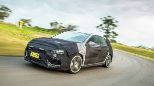 car new 2018 hyundai i30n review youtube