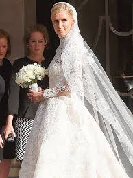 nicky wedding nicky wedding heiress weds rothschild in valentino