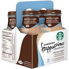 mocha frappuccino light calories starbucks frappuccino chilled coffee drink mocha light 9 5 fl oz