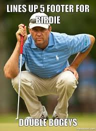 Golf Meme - daily fantasy golf memes the fantasy golf