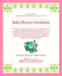 email invitations email baby shower invitation templates invitations ideas