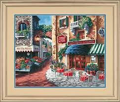 taste of italy paint by number kit 91320 by dimensions 91320