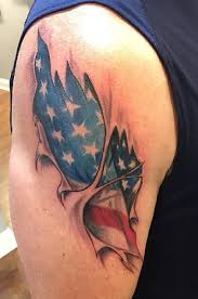 american flag skin rip david wick tattoo wick tattoo
