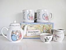 wedgwood rabbit tea set rabbit contemporary wedgwood china dinnerware ebay