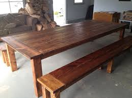 solid wood kitchen tables for sale dining table farmhouse table large table reclaimed wood table