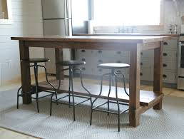Kitchen Table Or Island Country Work Table Or Kitchen Island 1 Kitchen Work Benches Wood