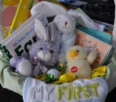easter baskets for babies easter basket babies
