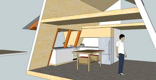 collections of modified a frame house plans free home designs