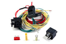 wiring an electric cooling fan holley efi