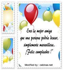 imagenes para una amiga x su cumpleaños mensajes y frases de feliz cumpleaños para amigas textos y