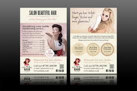 paul nicholas design leaflets and flyers