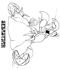 little mermaid u0026 sebastian coloring pages coloring home