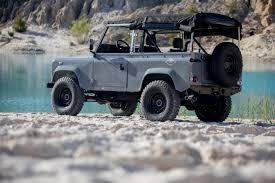 military land rover 110 portugal based cool u0026 vintage u0027s latest restoration takes