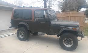 scrambler jeep for sale jeep cj 8 scrambler 1983 full hard top 6cyl tilt clock tach