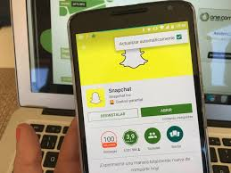 snapchat for android the application of snapchat for android goes fatal when you are