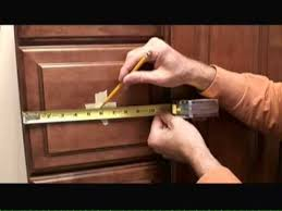 How To Add Knobs To Kitchen Cabinets How To Install Knobs On Bathroom Vanity Drawers Video Youtube