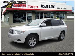 toyota highlander sales toyota highlander for sale carsforsale com