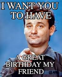 Murray Meme - i want you to have bill murray i want you meme on memegen