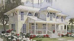 bayside retreat coastal living southern living house plans