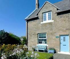 Luxury Holiday Homes Northumberland by Corner Cottage High Hauxley Amble Northumbria Self