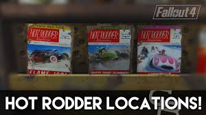 fallout 4 rodder magazine locations rare magazine