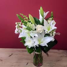 florist columbus ohio angelic white fireside floral studio local florist columbus oh