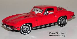 are all corvettes made of fiberglass 1965 corvette sting coupe fiberglass diecast model legacy
