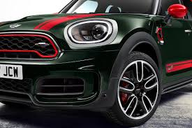 first pictures 2018 mini john cooper works countryman all4