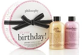 philosophy it s your birthday gift set 8 great gifts for your
