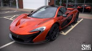 orange mclaren interior mclaren p1 exclusive first look shmee u0027s adventures youtube
